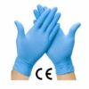Nitrile Handskar, Blå, powder-free, size S
