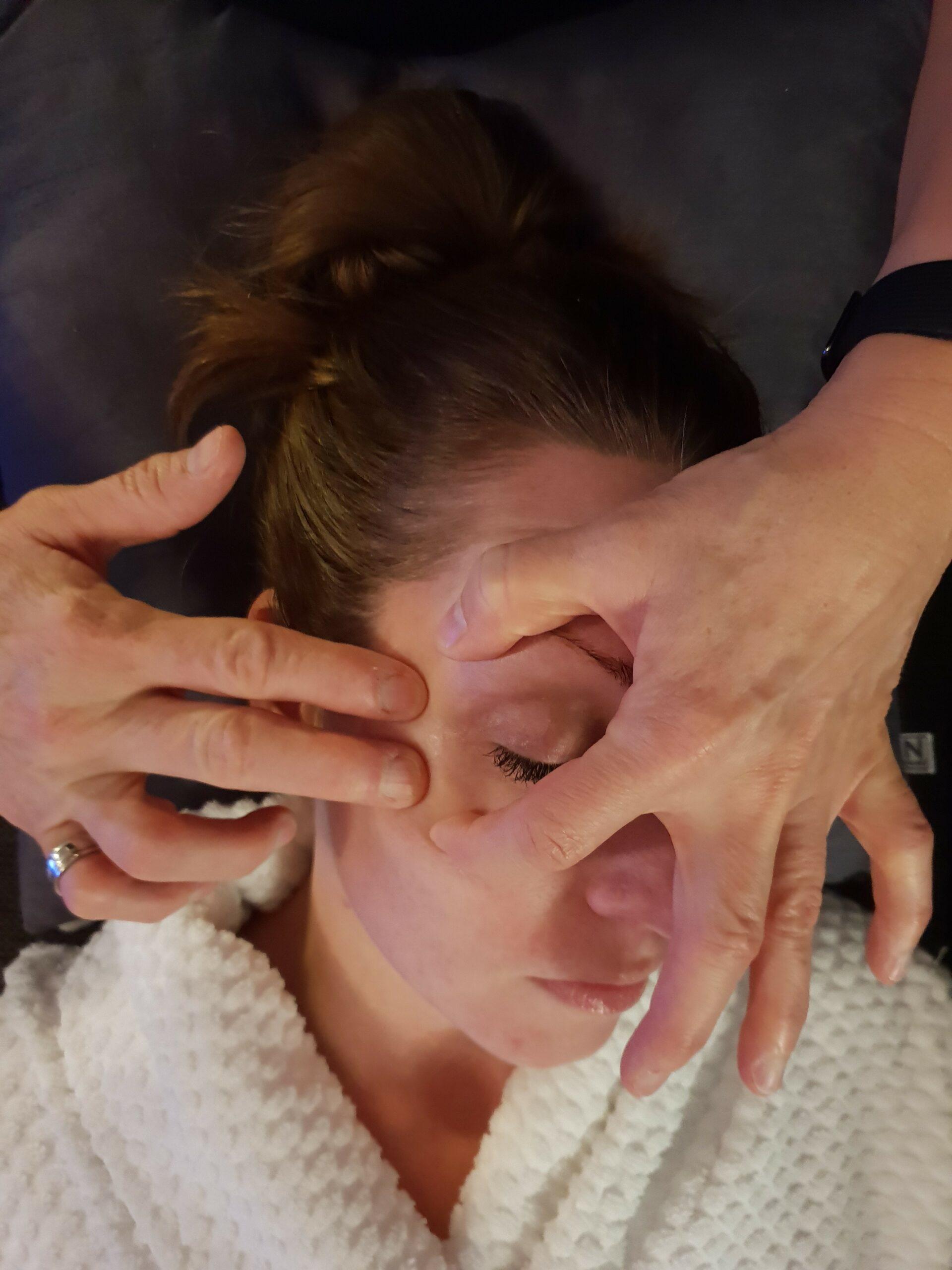 Ansikts-Massage Kurs
